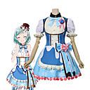 abordables Disfraces de Anime-Inspirado por Cosplay Cosplay Animé Disfraces de cosplay Trajes Cosplay Otros Manga Larga Pañuelo / Other / Vestido Para Unisex