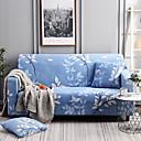 זול כיסויים-ספה לכסות למתוח עלים מודפס רך רך פוליאסטר slipcovers