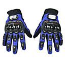 povoljno Motociklističke rukavice-pola prst ženske / muške rukavice motocikla poli uretana / neto tkanina otporna / brzo suha / prozračna
