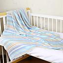 baratos Cobertores e Mantas-Cama Cobertores / Cobertores para Crianças / Cobertores Multifuncionais, Listrado Fibra de polpa de bambu Confortável Super Macio cobertores