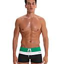 זול הנעלה ואביזרים-תלתן L XL XXL אחיד, בגדי ים חלקים תחתונים תלתן אודם בגדי ריקוד גברים