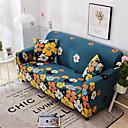 halpa Irtopäälliset-kukka kestävä pehmeä, joustava slipcovers sohva kansi pestävä spandex sohvalla