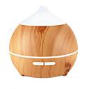 זול אקזוטי Dancewear-קפה נפיצה עץ ארומתרפיה מכונת שבעת צבע ארומתרפיה מנורה אטומיזציה שמן אתרי טעם Expander מעבר לחות