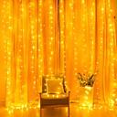 זול כלים לאפייה-3M חוטי תאורה 300 נוריות לבן חם דקורטיבי 220-240 V 1set