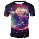 billige Sexet Organer-Herre - Farveblok T-shirt Regnbue XXL