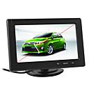 זול מצלמות מעגל סגור-muzili mz43x 4.3 אינץ 'צבע tft lcd 480 x 272 רכב האחורי להציג את הרכב רכב רכב אחורית הפוכה צג חניה עבור המצלמה DVD vcd