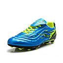 זול סנדלים לילדים-בנים / בנות נוחות סינטטיים נעלי אתלטיקה ילדים / מתבגר כדורגל שחור / כחול אביב / קיץ
