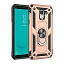 cheap Cellphone Case-Case For Samsung Galaxy A20e/A7(2018) with Stand / Shockproof Back Cover Armor Hard PC for Galaxy A9(2018)/A10(2019)/A30(2019)/A40(2019)/A50(2019)/A70(2019)/A90(2019)/A8 Plus(2018)/A6(2018)/A5(2018)