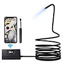 זול צמיד אופנתי-5.5mm 1080dd מצלמת WiFi בדיקה 10m אורך wores borescope עם 6 אורות LED endoscope עמיד למים עבור ios iPhone iu הואווה