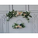 Недорогие Декор для свадьбы-Кулоны деревянный 1 комплект Свадьба