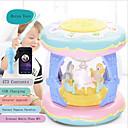 זול פיאות תחרה סינטטיות-תוף מרים חמוד יוניסקס ילדים תינוק צעצועים מתנות 5 pcs