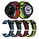 זול אביזרים למטבח-ספורט סיליקון wristband wristband רצועת רצועת לצפות עבור הלהקה garmin 245m / forerunner 645 / vivoactive 3 / vivomove hr חכם לצפות