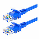 povoljno Ethernet kabel-RJ45 Kabel, RJ45 do RJ45 Kabel Muški - muški 1.0m (3ft) 1,0 Gbps