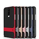 halpa Puhelimen kuoret-Etui Käyttötarkoitus OnePlus OnePlus 6 / One Plus 6T / One Plus 7 Iskunkestävä / Tuella Suojakuori Panssari Pehmeä TPU