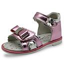 halpa Lasten sandaalit-Tyttöjen PU Sandaalit Comfort Kulta / Hopea / Pinkki Kesä