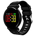cheap Smartwatches-STK2 Men Smartwatch Android iOS Bluetooth Waterproof Touch Screen GPS Heart Rate Monitor Blood Pressure Measurement Pedometer Call Reminder Activity Tracker Sleep Tracker Sedentary Reminder