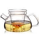cheap Coffee and Tea-Glasses Heatproof Coffee Irregular 1pc Kettle