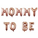 cheap Holiday Party Decorations-Holiday Decorations Holidays & Greeting Decorative Objects Novelty Gold / Silver / Pink 1pc