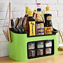 זול צנצנות ותיבות-1pc קופסאות אחסון ABS + PC אחסון כלים חדישים למטבח