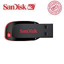 Недорогие USB флеш-накопители-флешка sandisk мини-автомобиль usb-накопитель 32 ГБ флэш-накопитель
