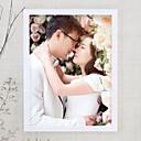 זול מסגרות תלויות לתמונות-מודרני עכשווי עץ גימור צבוע מסגרות לתמונות, 2pcs