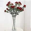זול פרחים מלאכותיים-פרחים מלאכותיים 1 ענף קלאסי חתונה ארופאי פעמונית פרחים נצחיים פרחים לרצפה