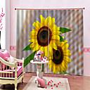 זול דלת חומרה & מנעולים-אירופאי רומנטית מעובה עמיד למים אור הוכחה קול הוכחה בד אמנות מסך חדר השינה ואת הסלון רב תכליתי פוליאסטר טהור וילון
