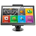 Недорогие DVD плееры для авто-7-дюймовый автомобильный GPS-навигатор 256/8 ГБ Поддержка карт Россия / ЕС / Южная Америка / Азия / Африка / au nz