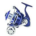 رخيصةأون إكسسوارات الصيد-Fishing Reels بكرة دوارة 4.7:1 نسبة أعداد التروس والاسنان+13 الكرة كراسى توجيه اليد قابلة تغيير الصيد البحري / صيد الأسماك الغزلي / الصنارة وقارب صيد