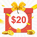 povoljno Pametni telefoni-kupon - 20 USD