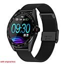 זול ממיר כוח-K7 שעון חכם ip68 עמיד למים smartwatch קצב הלב לחץ דם לפקח צמיד בריאות עסקים שעונים.
