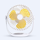 זול אוהד-1pc אספקת החשמל מאוורר מוצר חדש שולחן העבודה 360 מעלות מסתובבת מיני מעריץ