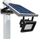 זול אורות נתיב-1pc 20 W אורות דשא / אור רחוב / השמש אור השמש עמיד במים / סולרי / Motion איתור צג לבן 5.5 V / 7 V תאורת חוץ / בריכת שחיה / חָצֵר 54 LED חרוזים