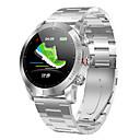 זול ביטחון אישי-s10 שעון חכם 1.3 '' ip68 עמיד למים nrf52832qfaa 512kb ROM קצב הלב לפקח תזכורת קבועה smartwatch
