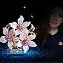 povoljno Moderni broševi-Žene Broševi Cvijet Stilski Broš Jewelry Zlatan Za Dnevno