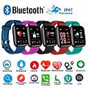 Недорогие Умные браслеты-D13 умные часы монитор сердечного ритма артериального давления спорт работает велоспорт трекер Bluetooth Montre Connect Android Iphone