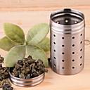 tanie Kawa i herbata-Stal nierdzewna Herbata Zaokrąglony 1 szt. Zaparzacz do herbaty