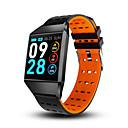 Недорогие Умные браслеты-Смарт-часы w1c монитор сердечного ритма фитнес-трекер часы bluetooth монитор сна спортивные часы для ios android pk fitbits