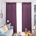 זול מסגרות תלויות לתמונות-מודרני Blackout שני פנאלים וִילוֹן סלון   Curtains