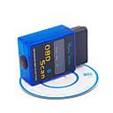 povoljno OBD-mini elm327 v1.5 bluetooth elm 327 obdii obd2 protokoli auto dijagnostički alat skener sučelje adapter