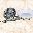 hesapli Soap Dispensers-Sıvı Sabunluk Yeni Dizayn / Havalı Modern Pirinç 2pcs Duvara Monte Edilmiş