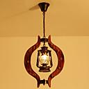 billige Tiffany Lamper-antikke pendell lys justerbar lykta lysekrone lys omgivende lys ferdig glass skygge spisestue pendellamper