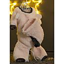 povoljno Odjeća za psa-Pas Haljine Odjeća za psa Pink Pamuk Kostim Za Ljeto Žene Vjenčanje