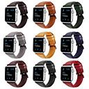 hesapli Smartwatch Bantları-Watch Band için Apple Watch Serisi 5/4/3/2/1 / Apple Watch Series 4/3/2/1 Apple Klasik Toka Gerçek Deri Bilek Askısı