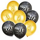 זול קישוטי חתונה-בלון אֵמוּלְסִיָה 20 יום הולדת