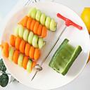 זול אביזרים למטבח-פלדת אל חלד + פלסטיק כלים סעודה ומטבח קולף & פומפייה אומנותי כלים רב שימושי כלי מטבח כלי מטבח רב שימושי עבור ירקות עבור כלי בישול 1pc