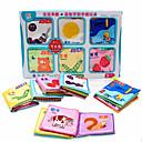 זול צעצועי קריאה-צעצוע קריאה SUV דגם גיאומטרי חמוד אינטראקציה בין הורים לילד יצירתי מספר צָב PP+ABS רצועה אחת רצועות לא ניתנות להסרה פְּרִימִיטִיבִי Hinata Syouyou לילד תינוק כל צעצועים מתנות