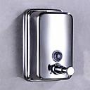 povoljno Soap Dispensers-Dispenzer sapuna Boca za dezinfekciju ruku tisak Nehrđajući čelik 500 ml