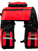 رخيصةأون سترات و بدلات الرجال-FJQXZ 70 L حقيبة جذع الدراجة 3 في 1, مقاوم للماء, قابل للتعديل حقيبة الدراجة 1680D بوليستر حقيبة الدراجة حقيبة الدراجة أخضر / الدراجة / سعة كبيرة