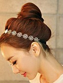 cheap Fashion Headpieces-Women's Cute Alloy Head Chain - Solid Colored